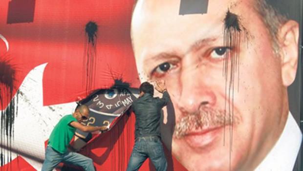 erdogan plakát