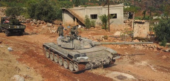ghaab síkság syria army 4212
