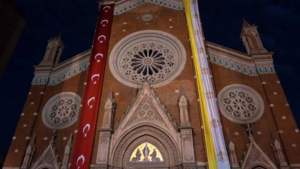 Istambuli katolikus templom