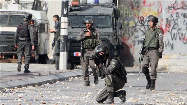 izraeli katonák