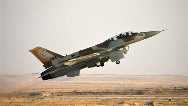 izraeli vadászgép