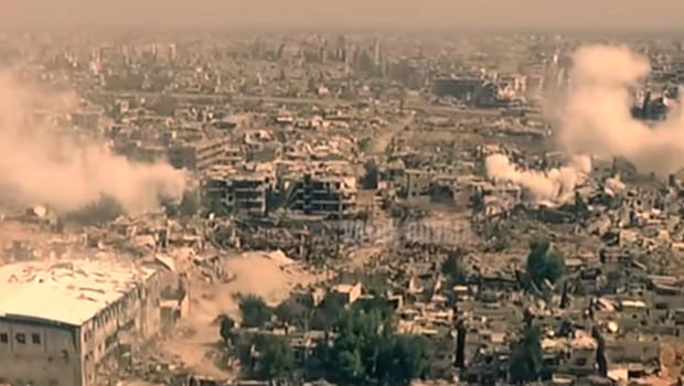 jobar Szíria