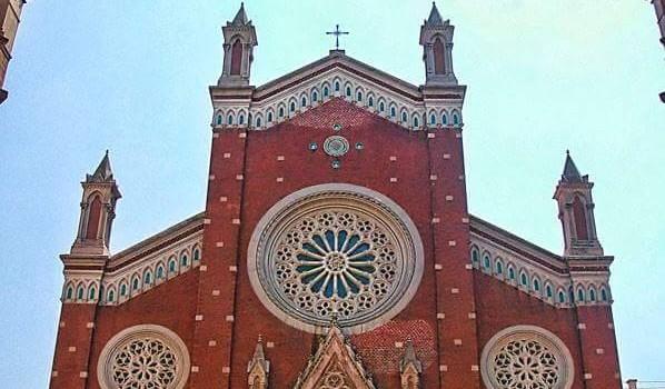 Katolikus templom Istanbul