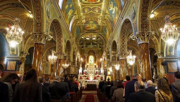 Izmir, katolikkus templom