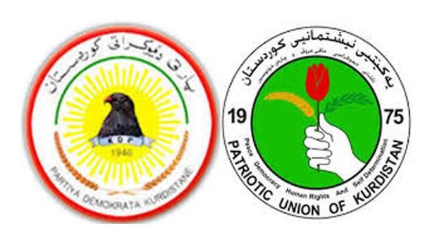 kurd pártok