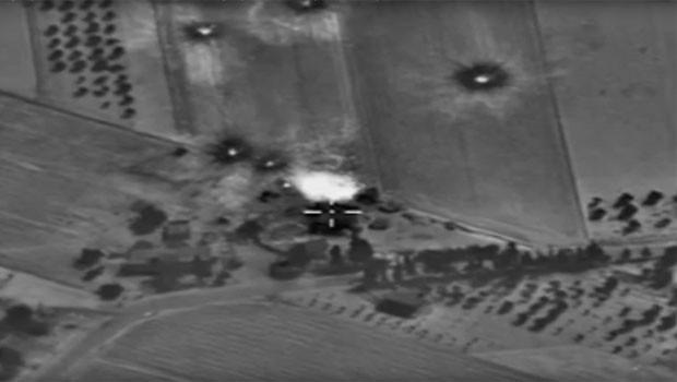 orosz bombázás isis