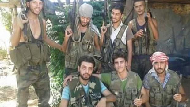 palesztin ellenállás Szíriában