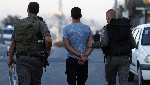 palesztin fogoly