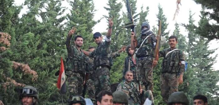 syria army 3231