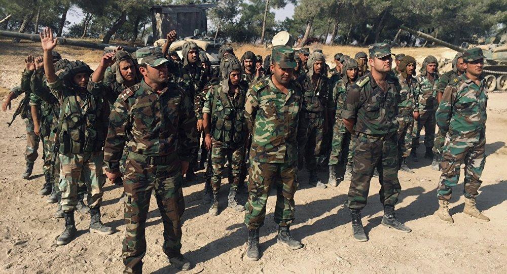 syria army elit