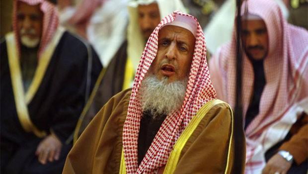 szaúdi főmufti