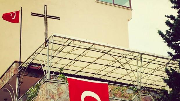 Török keresztény ház