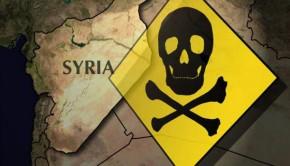 Szíria mustárgáz