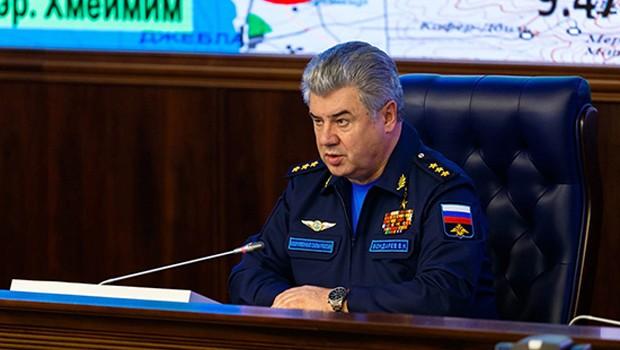Viktor Bondarjev vezérezredes
