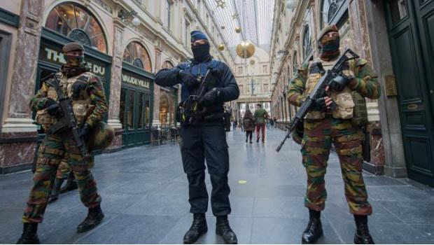belga rendőr