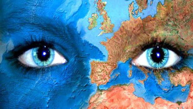 európa szeme