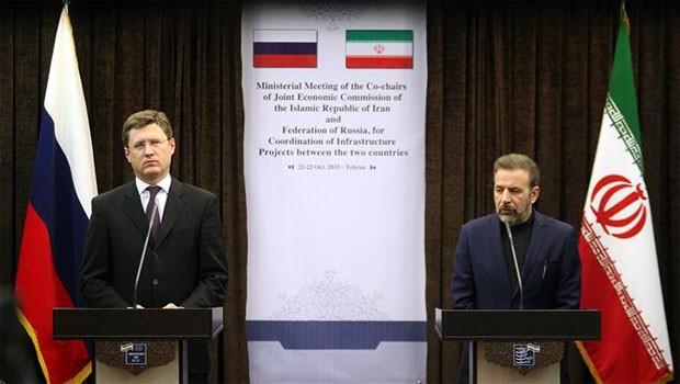 irán orosz