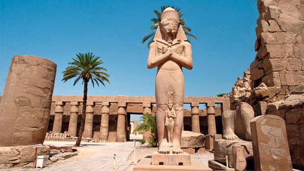 luxor egyiptom