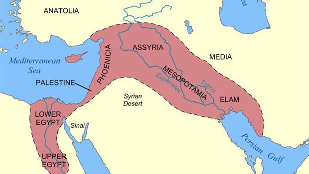 mezopotánia
