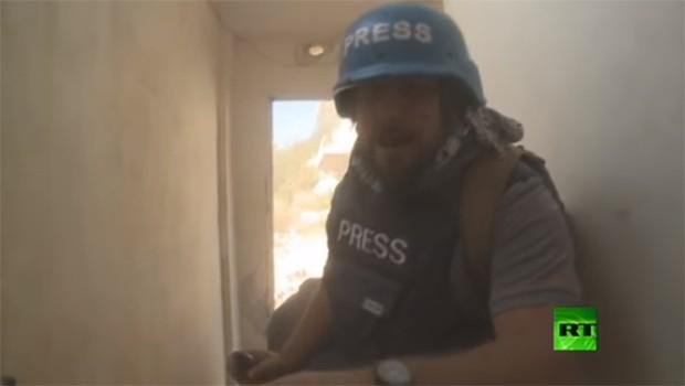 orosz újságíró