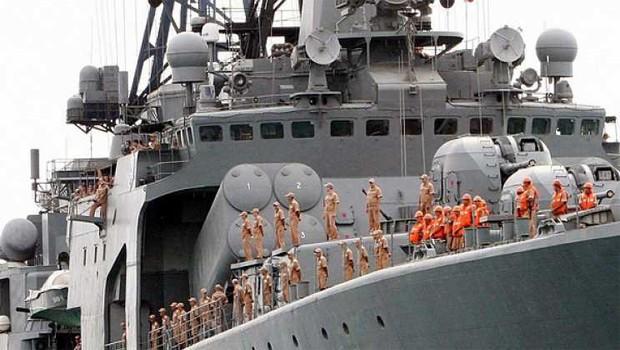 orosz hadihajó