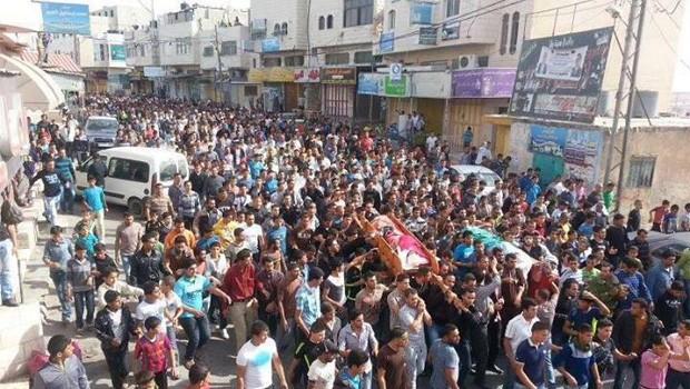 palesztina khalil temetés