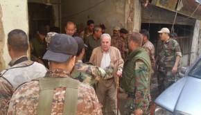 szíria army 2142