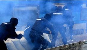 szerb terrorelhárítás