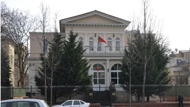 török nagykövetség