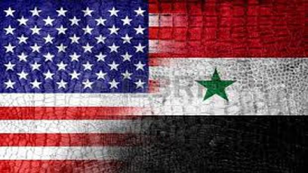 usa síria flag