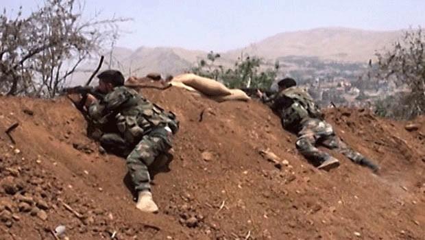 SYRIA army latakia