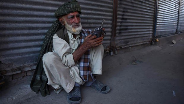 afganisthan isis