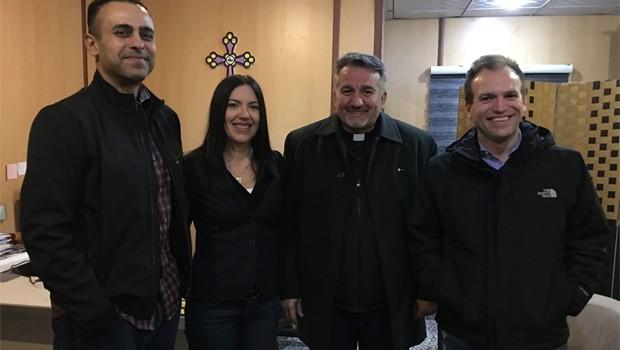 asszír keresztények szlovákiában