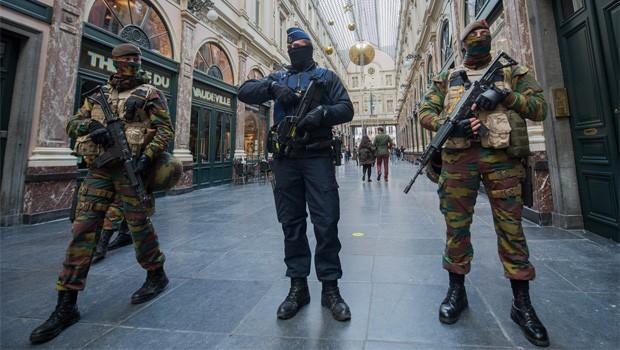 belga terrorellenes kommanó