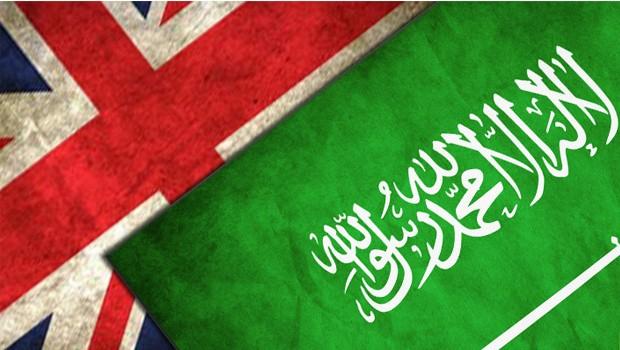 brit szaúdi zászló