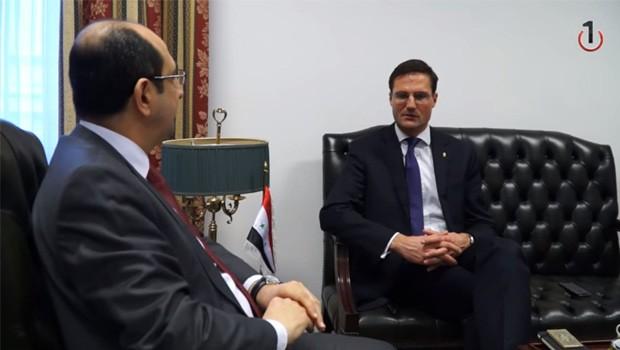 gyöngyösi szír nagykövetség bécs