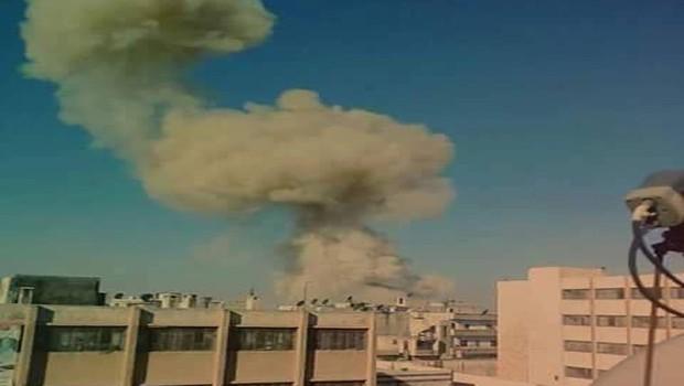homszi robbantás