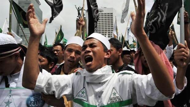 indonéziaia muszlimok
