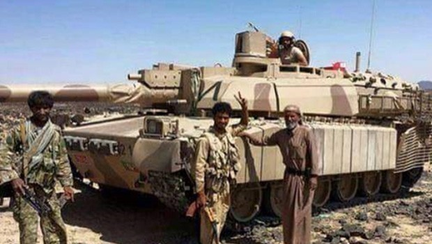 jemen hadsereg