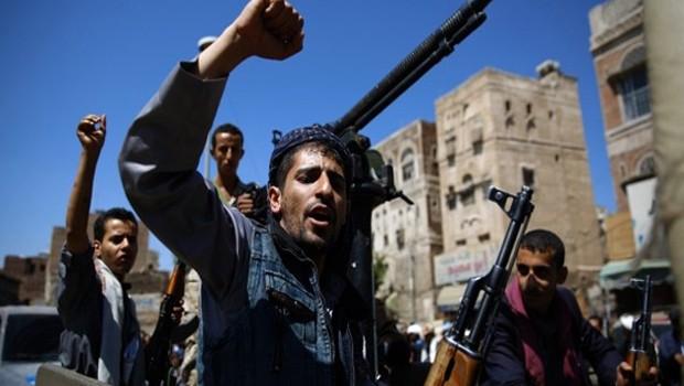 jemeni harcosok