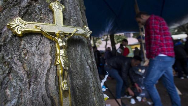 keresztény menekültek németországban