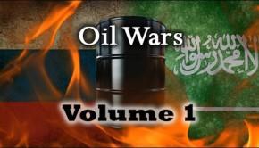 olaj háború szaúdi-orosz