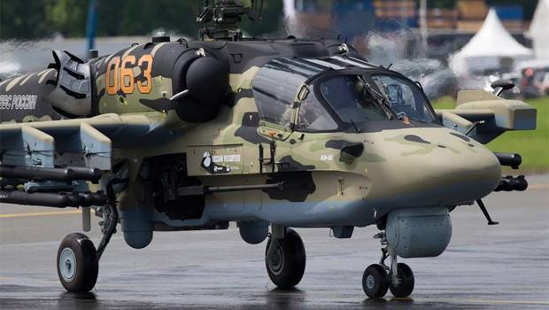 orosz helikopter