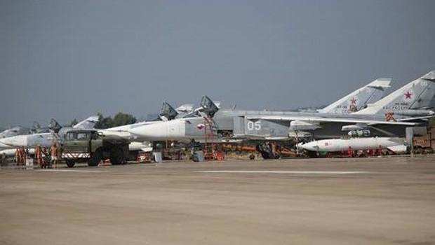 orosz vadászgépek szíria