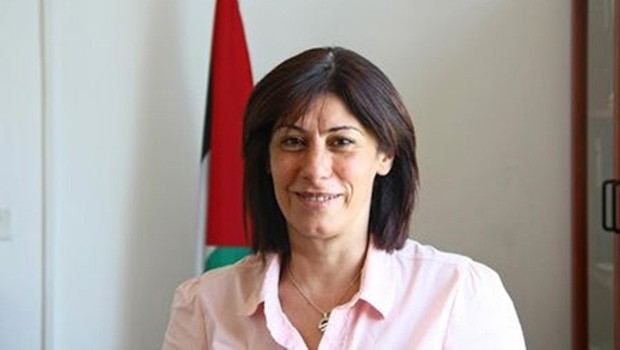 palesztin képviselőnő