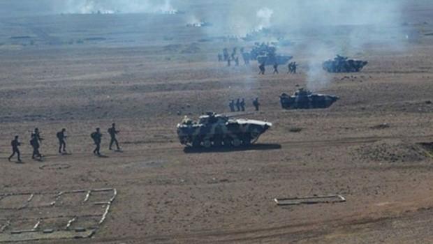 russia army in armenia
