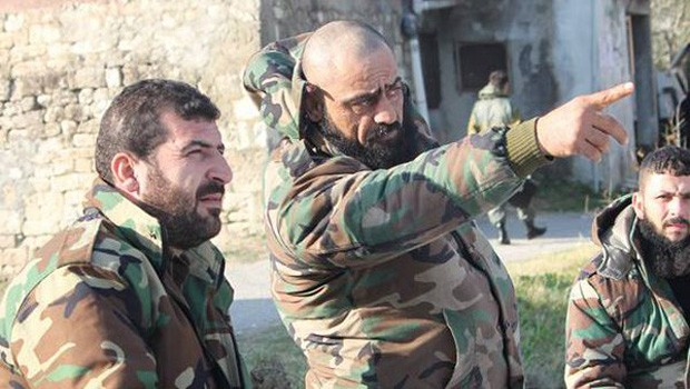 syria army lattaki