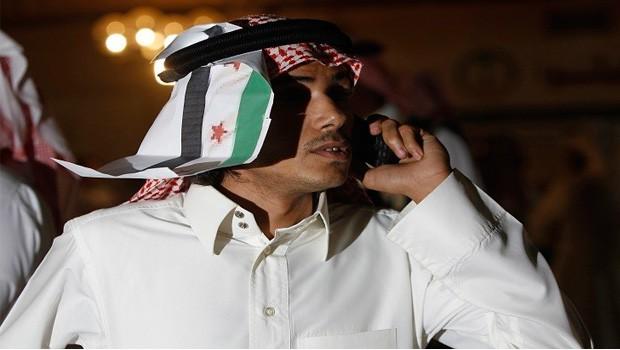 szír ellenzéki