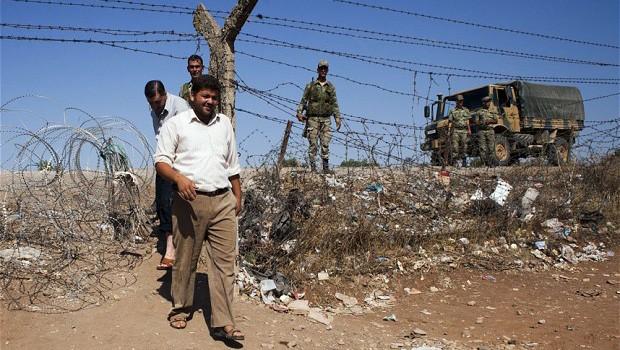 szír-török határ