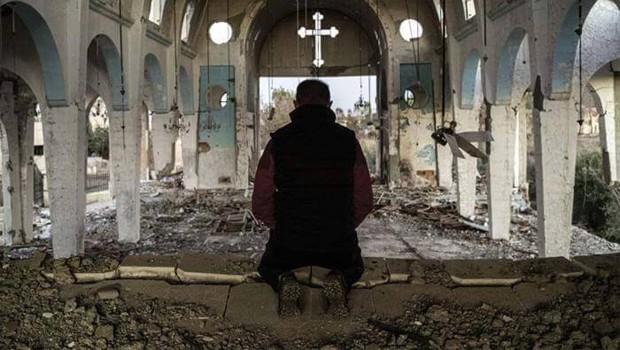 szír templom